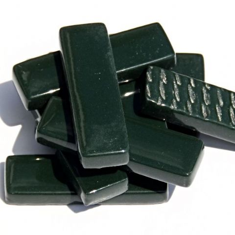 Rectangles - Forest Green Gloss - 50g